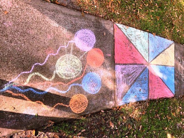 Chalk Art Blog 2020 April Pic 2